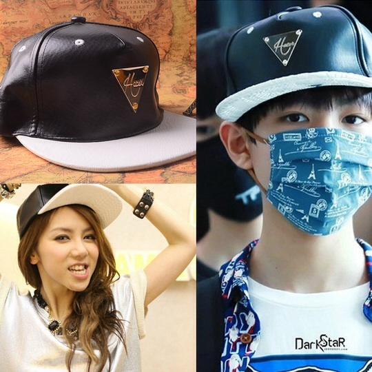 หมวกแฟชั่น TFBOYS GEM HATER