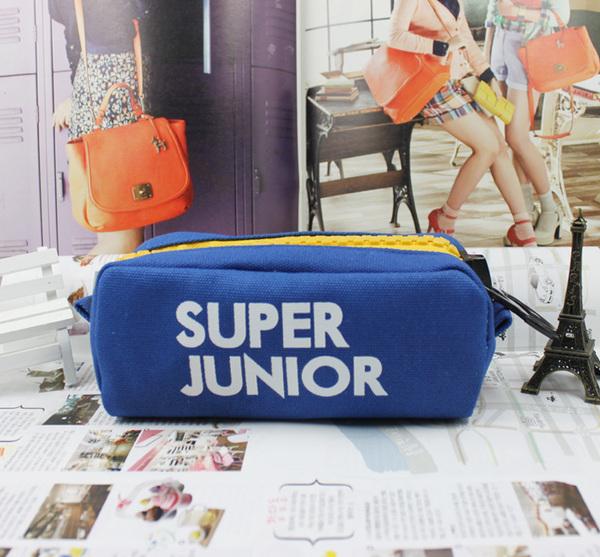 กระเป๋าดินสอ SUPER JUNIOR / SJ