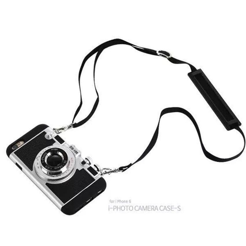 เคสเลียนแบบกล้องถ่ายรูป ไอโฟน 6/6s plus 5.5 นิ้ว
