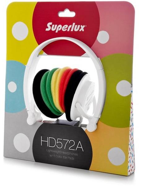 หูฟัง Superlux HD572A Onear ที่สุดของความลงตัวแห่ง เสียง ดีไซน์ และความคุ้มค่า