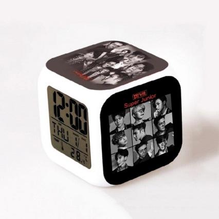 นาฬิกาปลุก Super Junior