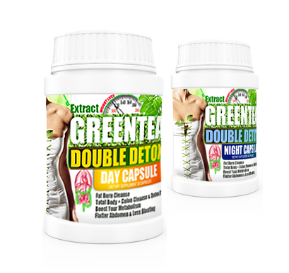 Greentea Double Detox