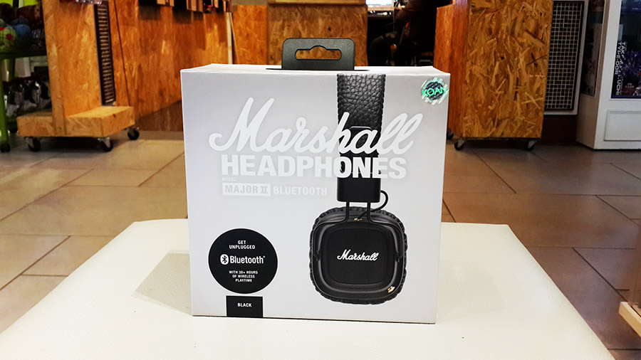Marshall Major2 Bluetooth