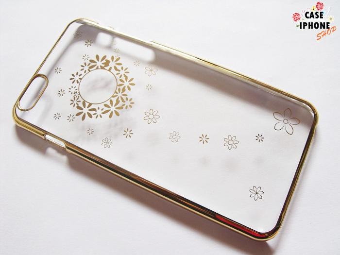 เคสแข็งขอบทอง simplism ไอโฟน 6/6s plus 5.5 นิ้ว