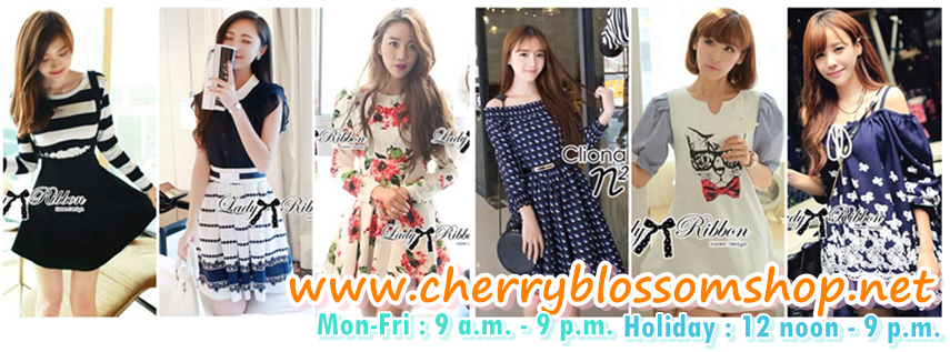 Cherry Blossom Shop