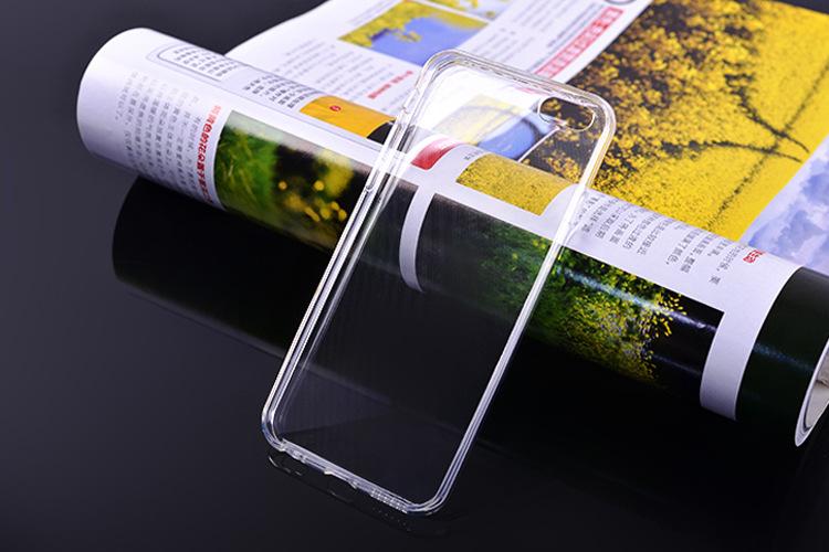 เคสขอบยางนิ่ม หลังแข็ง ไอโฟน 7(4.7) ใส