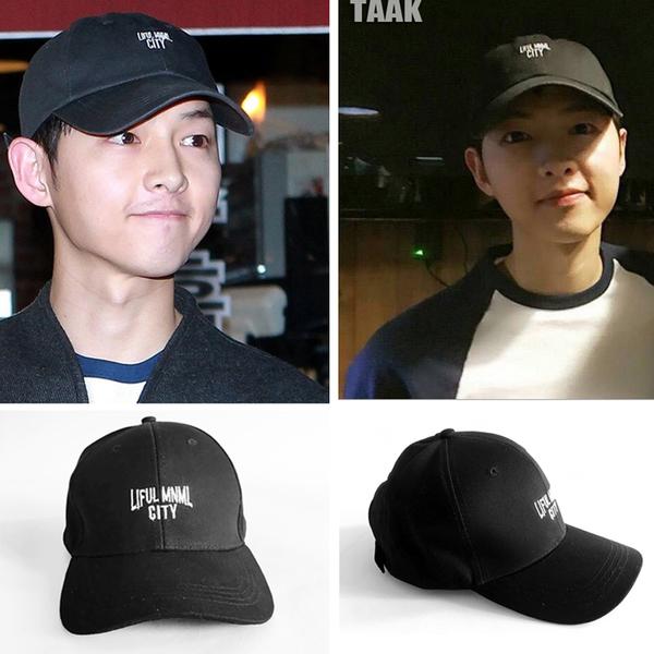 หมวก จุงกิ descendants of the sun