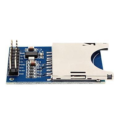 SD Card Module Slot Socket Reader