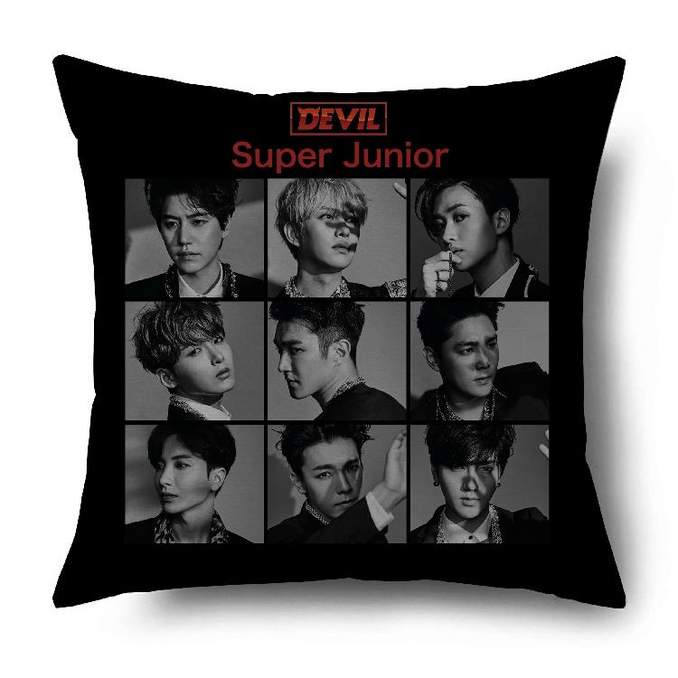 หมอนอิง SJ SUPER JUNIOR Devil 2015