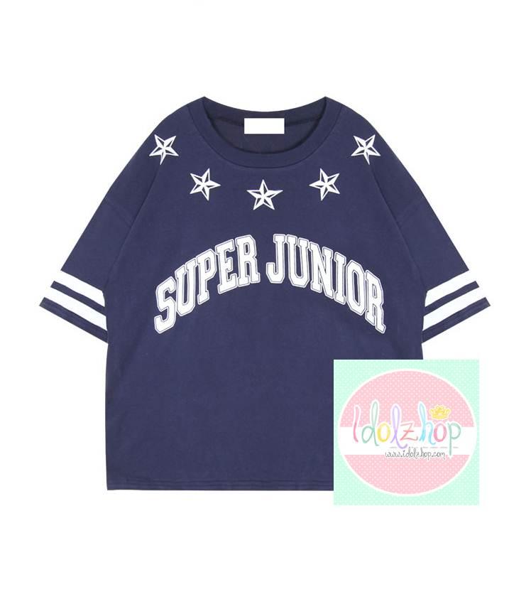 เสื้อแฟชั่น Super Junior