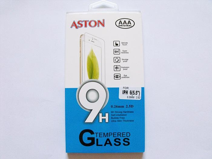 ฟิล์มกระจก Iphone 6 - 5.5 (ASTON)