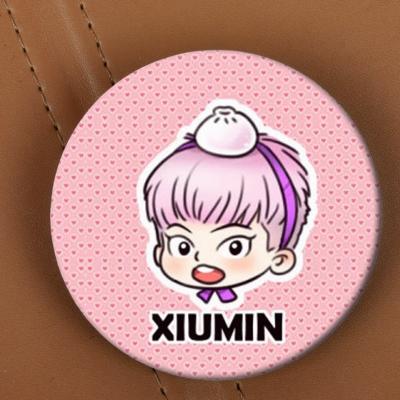 เข็มกลัด EXO XIUMIN พร้อมส่ง