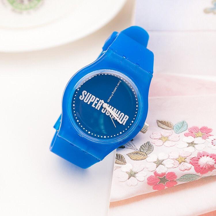 นาฬิกา SUPER JUNIOR