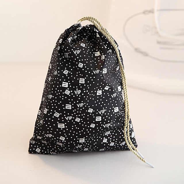 กระเป๋าผ้า BIGBANG สีดำ
