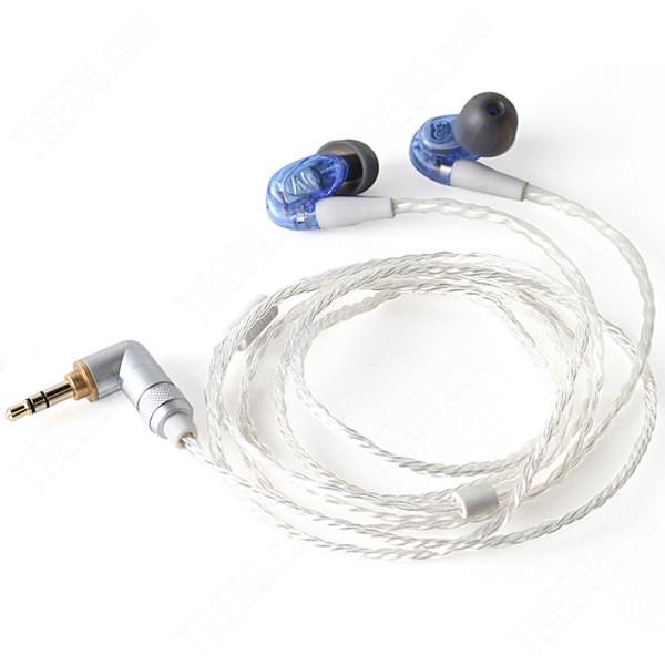 ขาย สาย FiiO RC-WT2 สายแบบถักสำหรับเปลี่ยนหูฟัง Westone ขั้วใหม่ W / AC / ES / UM Series สายถักชุบเงินแบบ Handmade