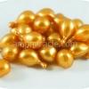 วิตามิน E สีทอง สูตรลดริ้วรอย ผสมทองคำ