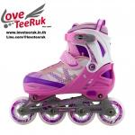รองเท้าสเก็ต rollerblade รุ่น MXP สีชมพู Size M