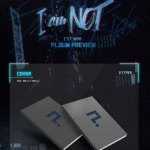 อัลบั้ม #STRAYKIDS - I AM NOT (Random Ver.)