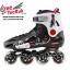 รองเท้าสเก็ต rollerblade แบบสลาลม รุ่น MCD สีดำ-ขาว Fixed Size 43, 44, 45 thumbnail 1