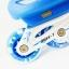 รองเท้าสเก็ต rollerblade รุ่น MFB สีฟ้า-ขาว Size S **พร้อมเซทป้องกันสุดคุ้ม thumbnail 2
