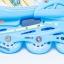 รองเท้าสเก็ต rollerblade รุ่น MPB-Kids สีฟ้า พร้อมเซทสุดคุ้ม Size S 28-31 thumbnail 3