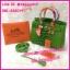 กระเป๋าแบรนด์แอร์เมส Hermes 10 นิ้ว **เกรดAAA** เลือกสีด้านในค่ะ thumbnail 6