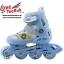 รองเท้าสเก็ต rollerblade รุ่น MPB-Kids สีฟ้า พร้อมเซทสุดคุ้ม Size S 28-31 thumbnail 1