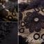 พร้อมส่ง ชุดเดรสแขนสั้น เข้ารูป สีดำ ผ้าชีฟอง กระโปรงลูกไม้ (แถมเข็มขัด) thumbnail 6
