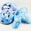 รองเท้าสเก็ต rollerblade รุ่น MFB สีฟ้า-ขาว Size S **พร้อมเซทป้องกันสุดคุ้ม thumbnail 6