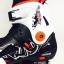 รองเท้าสเก็ต rollerblade แบบสลาลม รุ่น MCD สีดำ-ขาว Fixed Size 43, 44, 45 thumbnail 5