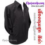 เสื้อแจ็คเก็ตสูท, เสื้อคลุมสูท สีดำ
