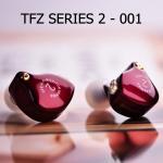 Tfz Series2 No.001 แดงทึบ