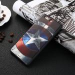 เคส Huawei P9 lite รุ่น Black 3D (เคสนิ่ม) #11