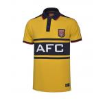 เสื้อโปโลย้อนยุคอาร์เซนอล Arsenal Double Winners Polo ของแท้
