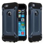 เคสกันกระแทก 3D ขอบนิิ่ม ไอโฟน 6/6s 4.7 นิ้ว-กรมท่า