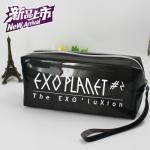 กระเป๋าดินสอ EXO Planet #2 สีดำ