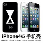 iPhone5/5S สีดำ - TAO