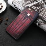เคส Huawei P9 lite รุ่น Black 3D (เคสนิ่ม) #13