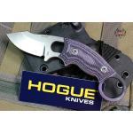 Hogue Clip Point Karambit 154CM Steel Blade Purple G-Mascus Handles 35338