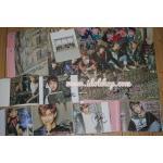 อัลบั้มพร้อมลายเซ็นของแท้ #BTS - Album [WINGS : You Never Walk Alone]: (RIGHT ver.) ไม่มีโปสเตอร์