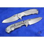 RHK MP-1 Framlock Titanium Handle