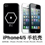iPhone5/5S สีดำ - KAI