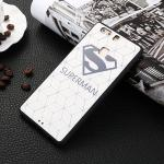เคส Huawei P9 lite รุ่น Black 3D (เคสนิ่ม) #2