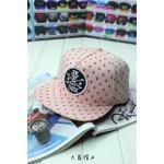 หมวกลายหัวกะโหลก USN (สีชมพู)