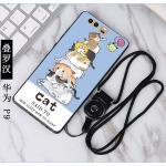 เคสนิ่ม Huawei P9 ลายแฟนซี #1