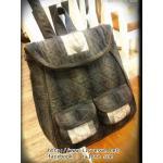 ห้องเรียน Online Everyday Backpack กระเป๋าเป้ - รับ kit ผ้าทอญี่ปุ่นด้วย
