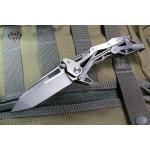 Quartermaster QTR-11CC General Lee 2 Climate Change Two-Tone Tanto Blade