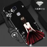 เคส Huawei GR5 2016 รุ่น Princess สีดำ#3
