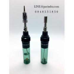 หัวบัดกรี ไฟแช็คปากกาแก๊สความร้อนสูง 1300 องศา รุ่น Soldering Iron MT-100