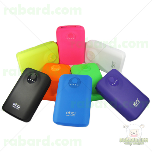 Ebai Power Bank Q5 7200 mAh